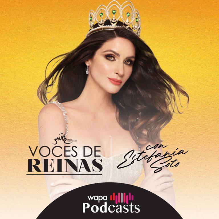 Voces de Reinas con Estefanía Soto